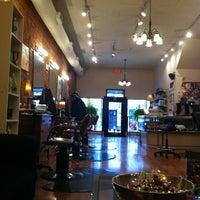 Photo taken at Salon Ricochet by Chris P. on 1/12/2011