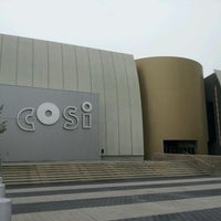 Photo taken at Center of Science and Industry (COSI) by Robert M. on 4/25/2012