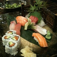 Photo taken at Dozo Sushi by Vasken K. on 7/12/2011