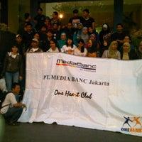 Photo taken at MediaBanc Jakarta by Lia S. on 2/11/2012