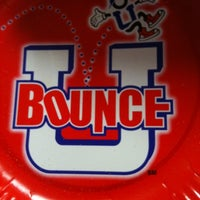 Photo taken at Bounce U by Daniela M. on 6/30/2012