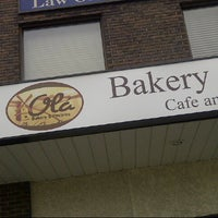 Photo taken at Ola bakery by Sid F. on 7/7/2012