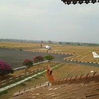 Photo taken at Radin Inten II Airport (TKG) by Aldi S. on 9/16/2011
