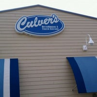 Photo taken at Culver's by Roxanne B. on 7/2/2011