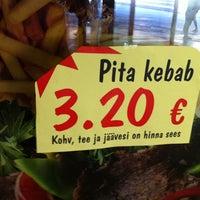Photo taken at Square SQ kebab by Veljo H. on 7/2/2011