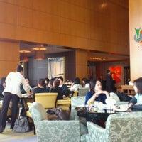 Photo taken at The Ritz-Carlton Tokyo by Glenn M. on 3/20/2012