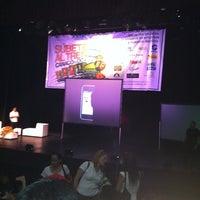Photo taken at Teatro Vallarta by Claudia G. on 9/23/2011