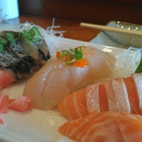 Photo taken at Kyoto Sushi by Chris on 8/4/2012