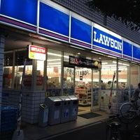 Photo taken at Lawson by KATSUHIRO Y. on 7/9/2012