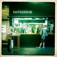 Das Foto wurde bei Kaffeeküche von Nina M. am 9/30/2011 aufgenommen