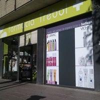 Photo taken at Farmacia Trébol España by LM on 12/17/2011