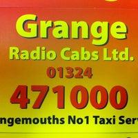 Photo taken at Grange Radio Cabs by Grange C. on 4/13/2012