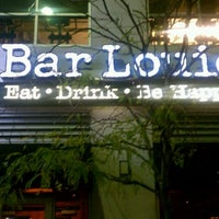 Photo taken at Bar Louie by Ajaii Knight A. on 10/23/2011