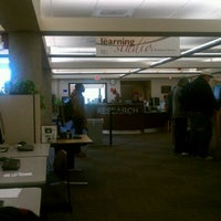 Photo taken at Anschutz Library by Sonia S. on 11/17/2011