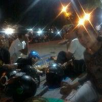 Photo taken at Taman Blambangan by Netral O. on 3/23/2012