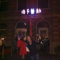 Photo taken at Hofman Café by Remco O. on 6/8/2012