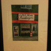 Photo taken at C.F. Penn Hamburgers by Stephanie B. on 1/16/2012