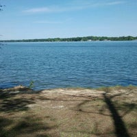 Photo taken at Lake Greenwood by Melody G. on 4/8/2012
