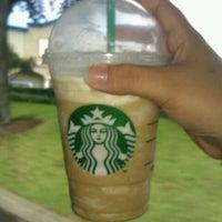Photo taken at Starbucks by Ashley D. on 11/7/2011