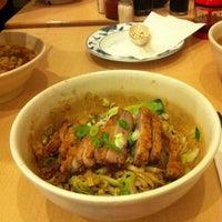 Das Foto wurde bei Lon-Men's Noodle House von Alex am 8/19/2012 aufgenommen