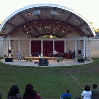 Photo taken at Warren Community Amphitheatre by Nelson R. on 8/28/2011