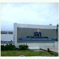 Photo taken at SVI Public Co.,Ltd by Skynote on 9/22/2011