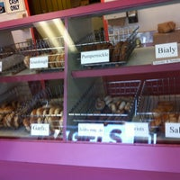 Photo taken at PL Bagel by Tabitha A. on 8/3/2011