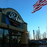 Photo taken at Perkins Family Restaurant by Elyce L. on 11/29/2011