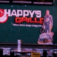 Photo taken at Happys Sports Grille by Christine R. on 3/7/2012