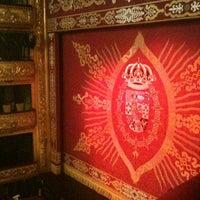 Photo taken at Teatro Español by Antonio A. on 11/12/2011