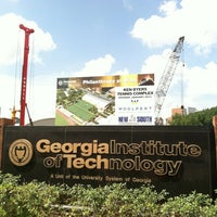 Photo taken at Georgia Institute of Technology by Patrick R. on 6/8/2012