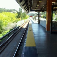 Photo taken at Orinda BART Station by Shawn F. on 9/7/2011
