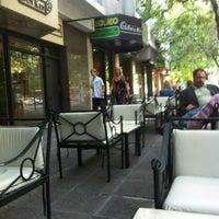 Photo taken at Dünken Cafe by Luis Felipe J. on 11/7/2011