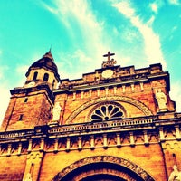 1/29/2012に@romainvillarozaがCathedral-Basilica of the Immaculate Conception of Manila (Manila Cathedral)で撮った写真