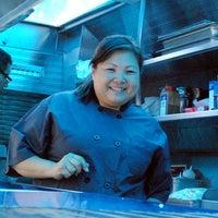 Photo taken at Ahn-Joo Truck by Taste Terminal on 11/10/2011
