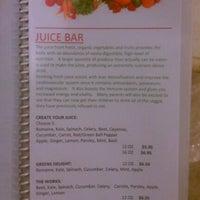 Photo taken at Elixir Organic Cafe And Lounge by Samiha G. on 2/15/2012