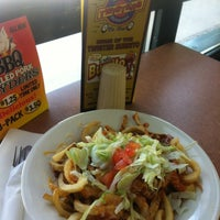 Photo taken at Twisters Grill by Andres L. on 4/6/2012