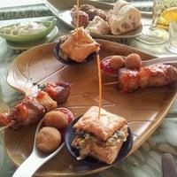 Photo taken at Restaurante La Sabina by ELENA A. on 7/17/2012