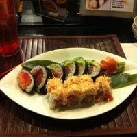 Photo taken at Sapporo Japanese Restaurant by Brandi L. on 10/27/2011