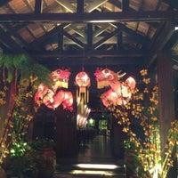 Photo taken at Ferringhi Garden Restaurant by Irene C. on 2/14/2012