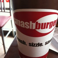 Photo taken at Smashburger by Eric W. on 3/3/2012