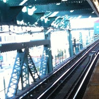 Photo taken at MTA Subway - Queensboro Plaza (N/W/7) by Amy on 9/10/2011