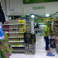 Photo taken at Supermercado Candy by Omar Alejandro M. on 11/21/2011