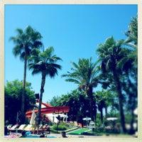 8/23/2012 tarihinde Sergey P.ziyaretçi tarafından Aventura Park Hotel'de çekilen fotoğraf