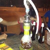Photo taken at Shesha Harem pub and restaurant by Chonnkarn W. on 5/15/2012
