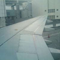 Photo taken at jetBlue Flight 1441 by Oleg B. on 1/30/2011