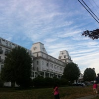 Photo taken at Wentworth by the Sea, A Marriott Hotel & Spa by Steph R. on 8/1/2011