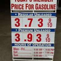 Photo taken at Costco Gas by Jett G. on 5/11/2011