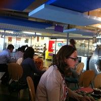 Photo taken at Clark's Cafe by Fusako K. on 1/24/2012