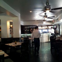 Photo taken at D'Angelo Trattoria by Michael S. on 5/7/2012